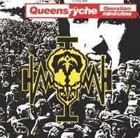 [Queensryche Operation Mindcrime Album Cover]