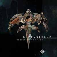 [Queensryche Dedicated To Chaos  Album Cover]