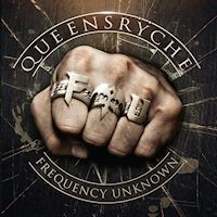 Queensryche Frequency Unknown Album Cover