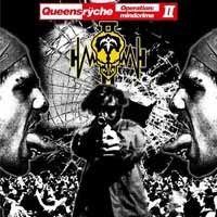 [Queensryche Operation: Mindcrime II Album Cover]