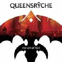 [Queensryche The Art Of Live Album Cover]