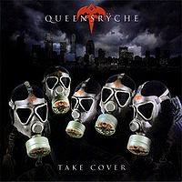 Queensryche Take Cover Album Cover