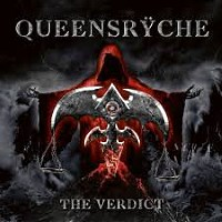 [Queensryche The Verdict Album Cover]