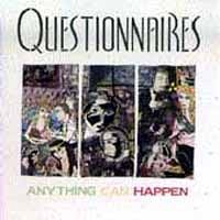 [Questionnaires Anything Can Happen Album Cover]