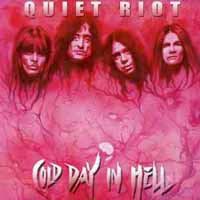 Quiet Riot Terrified Album Cover
