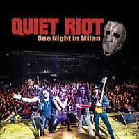 Quiet Riot One Night in Milan Album Cover