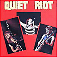 Quiet Riot Quiet Riot I Album Cover