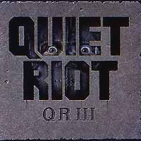 Quiet Riot QR III Album Cover