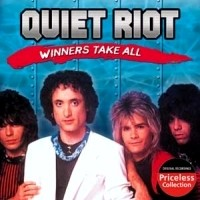 Quiet Riot Winners Take All Album Cover