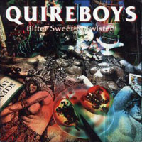 Quireboys Bitter Sweet and Twisted Album Cover