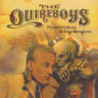Quireboys Homewreckers and Heartbreakers Album Cover