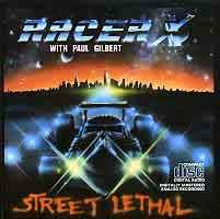 [Racer X Street Lethal Album Cover]