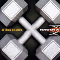 [Racer X Getting Heavier Album Cover]