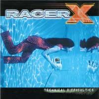 Racer X Technical Difficulties Album Cover