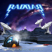 [Raddar Transmission Album Cover]