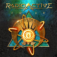 [Radioactive F4UR Album Cover]