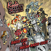 [Radio Cult Radio Cult vs. Mecha-Radio Cult Album Cover]
