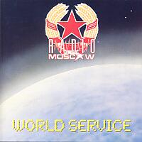 Radio Moscow World Service Album Cover