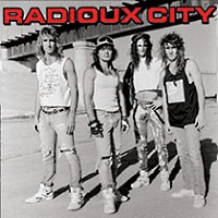 [Radioux City Radioux City Album Cover]