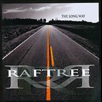 [Raftree The Long Way Album Cover]