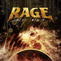 [Rage My Way  Album Cover]