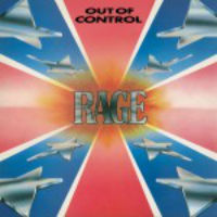 [Rage Out Of Control Album Cover]