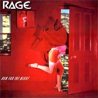 [Rage Run for the Night Album Cover]