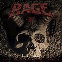 [Rage The Devil Strikes Again Album Cover]