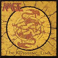 Rage The Missing Link Album Cover