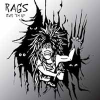 [Rags Tear 'Em Up Album Cover]