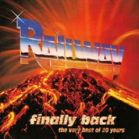 [Railway Finally Back - The Very Best Of 20 Years Album Cover]