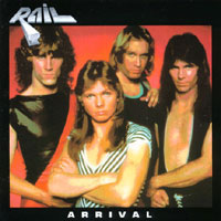[Rail Arrival Album Cover]