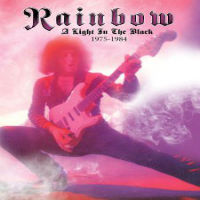 Rainbow A Light In The Black (Box Set) Album Cover