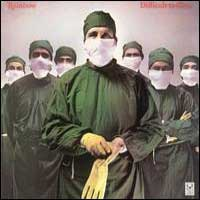 [Rainbow Difficult to Cure Album Cover]