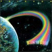 [Rainbow Down to Earth Album Cover]