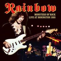 [Rainbow Monsters of Rock - Live at Donington 1980 Album Cover]