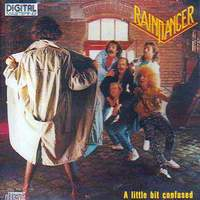[Raindancer A Little Bit Confused Album Cover]