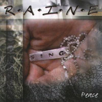 [Raine Peace Album Cover]