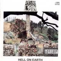[Raising Cain Hell On Earth Album Cover]