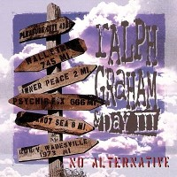 [Ralph Graham and Day III No Alternative Album Cover]