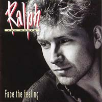 [Ralph Van Manen Face The Feeling Album Cover]