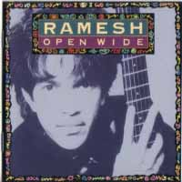 Ramesh Open Wide Album Cover