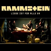 [Rammstein Liebe ist für alle da Album Cover]