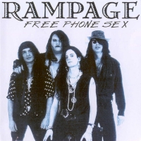[Rampage Free Phone Sex Album Cover]
