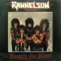 [Rankelson Hungry for Blood Album Cover]