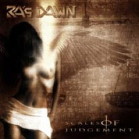 Ra's Dawn Scales of Judgement Album Cover