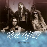 [Rat Alley The Storm Album Cover]