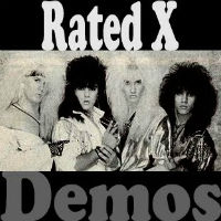 [Rated X Demos Album Cover]