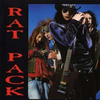 [Rat Pack Knee Deep Rockfuck Album Cover]