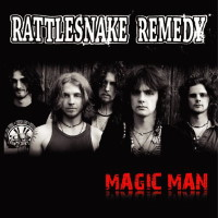 [Rattlesnake Remedy Magic Man Album Cover]